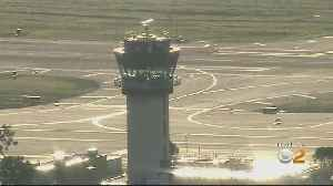 FAA Tower At John Wayne Airport Closed Due To Possible Coronavirus Case [Video]