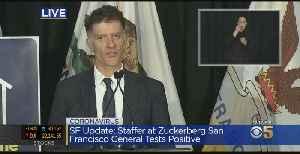 San Francisco Public Health Director Announces Tighter Guidelines For Coronavirus Care [Video]