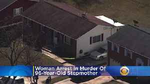 Indra Teresa Bailey Arrested In Murder Of 96-Year-Old Stepmother In Baltimore County [Video]