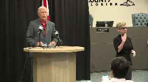 News video: FULL NEWS CONFERENCE: St. Lucie County leaders update coronavirus response