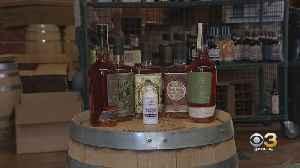 Many Pennsylvania Distilleries Shifting To Producing Hand Sanitizer During Coronavirus Pandemic [Video]