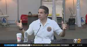 Coronavirus Update: Gov. Cuomo Wants Four Additional Temporary Hospitals In NYC [Video]