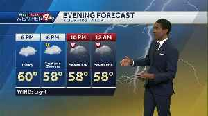 Severe storms possible late Friday [Video]