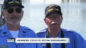 Remembering Kenmore veteran who lost his life to covid-19 [Video]