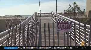 Coronavirus Update: Long Beach Boardwalk Closes Over Crowd Control Concerns [Video]