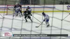 Hamilton's Giuttari named to women's ice hockey All-America first team [Video]