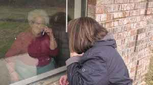 Lafayette family gets creative to visit loved ones at nursing homes [Video]
