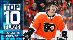 Top 10 Flyers Plays ... Thus Far [Video]