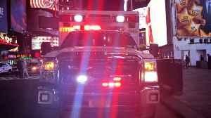 Coronavirus Threatens To Break New York's Ambulance Service [Video]