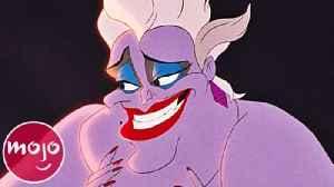 Top 10 Sassiest Disney Villains [Video]