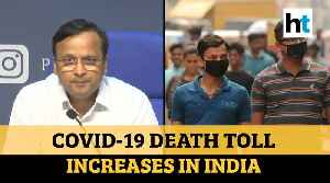 Health Ministry briefs on Covid-19 death toll in India, guidelines for doctors [Video]