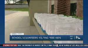 Coweta Public Schools Giving Free Meals For Students While Out Of School [Video]
