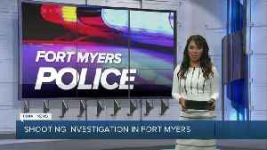 Shooting investigation in Fort Myers [Video]