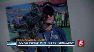 Many in Nashville's entertainment industry hope for unemployment benefits [Video]