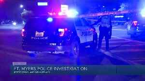 Police investigate Fort Myers shooting on Winker Ave. [Video]