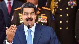Venezuela Calls Drug Trafficking Charges Against Maduro 'Desperate' [Video]