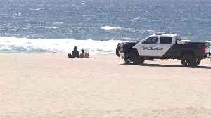 All Los Angeles County Beaches Closing to Curb Spread of Coronavirus [Video]