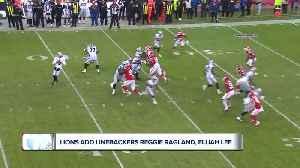 Lions add linebackers Reggie Ragland, Elijah Lee [Video]