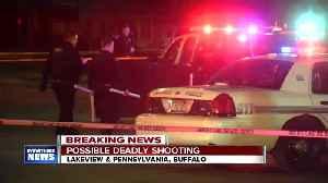 Buffalo Police investigating deadly shooting [Video]
