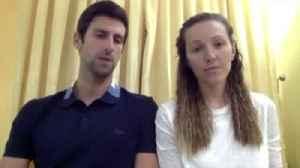 Djokovic donates one milllion euros [Video]