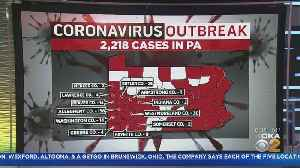 Coronavirus Cases In Allegheny County Continue To Rise [Video]