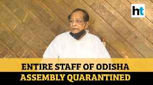 Coronavirus | 'Entire staff of Odisha Assembly quarantined': Speaker explains why [Video]