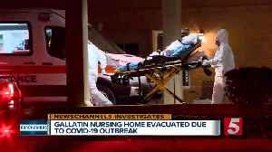 Nursing home residents evacuated amid COVID-19 concerns; 2 test positive, others awaiting results [Video]
