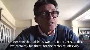 Coe 'we were confronting a losing battle' over Olympics [Video]