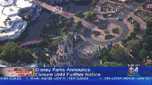Walt Disney World Resort To Remain Closed Until Further Notice [Video]