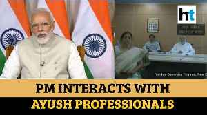 News video: 'AYUSH sector's importance increased manifold in efforts to tackle COVID-19': PM Modi