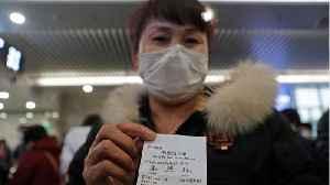 Wuhan, China Lifts Coronavirus Lockdown [Video]