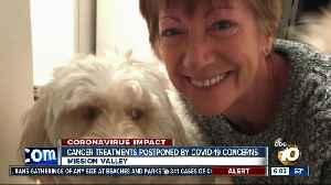 Coronavirus concerns lead to postponement of cancer treatments [Video]