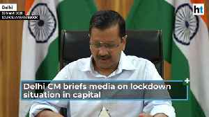 'Can feed 4 lakh people': Arvind Kejriwal urges all to support lockdown [Video]