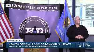 City, County, and Tulsa Health Department COVID-19 Virtual Conference [Video]