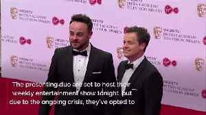 Ant and Dec to host Saturday Night Takeaway from home [Video]