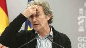 Spain: 832 New Coronavirus Deaths Leaves Nation Short Of ICU Beds [Video]