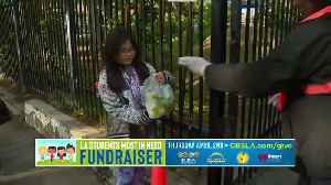 LA Students Most In Need Fundraiser [Video]