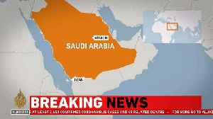 Rockets intercepted over Saudi capital Riyadh, Jazan: State media