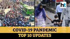Coronavirus | Migrant crisis; vaccine news; woman jumps quarantine: Top updates [Video]