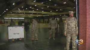 Glen Mills School Preparing To Be FEMA Medical Center Amid Coronavirus Pandemic [Video]