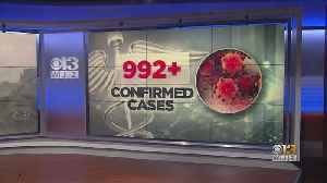 Coronavirus Cases Near 1,000 In Maryland, 10 People Have Died As A Result Of The Virus [Video]