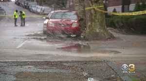 Officials To Fix 8-Inch Water Main Break In West Philadelphia [Video]