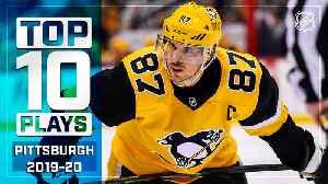 Top 10 Penguins Plays ... Thus Far [Video]