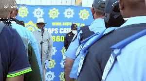 Hundreds arrested in South Africa for breaking coronavirus lockdown rules [Video]