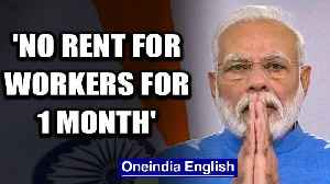 #CoronavirusLockdown: Centre says landlords can't take rent from workers for 1 month | Oneindia News [Video]