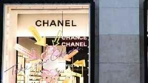 Chanel Begins To Work On Face Masks For France [Video]