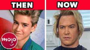 Saved by the Bell Cast: Where Are They Now? [Video]