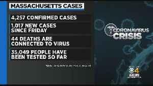 WBZ News Massachusetts Coronavirus Update [Video]