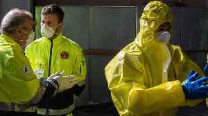 Italy's COVID-19 Death Toll Rises By 889 In Just One Day