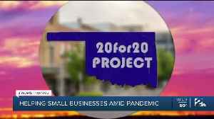 Small Businesses Getting Some Help Amid Pandemic [Video]